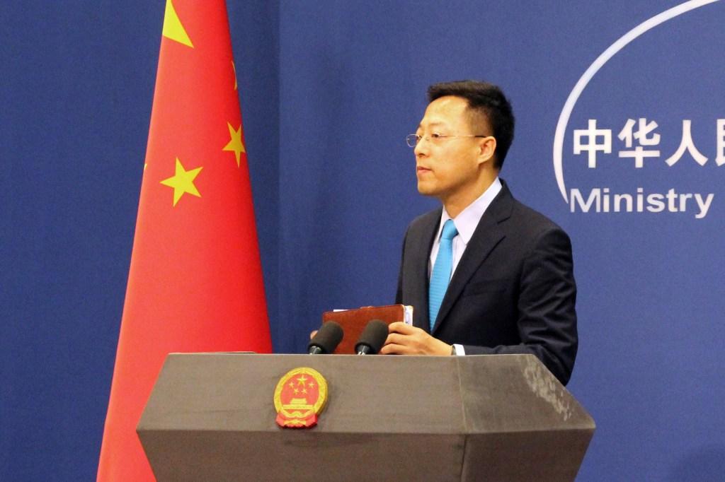 Un diplomático chino dice que el ejército de EE.UU. llevó el coronavirus a Wuhan