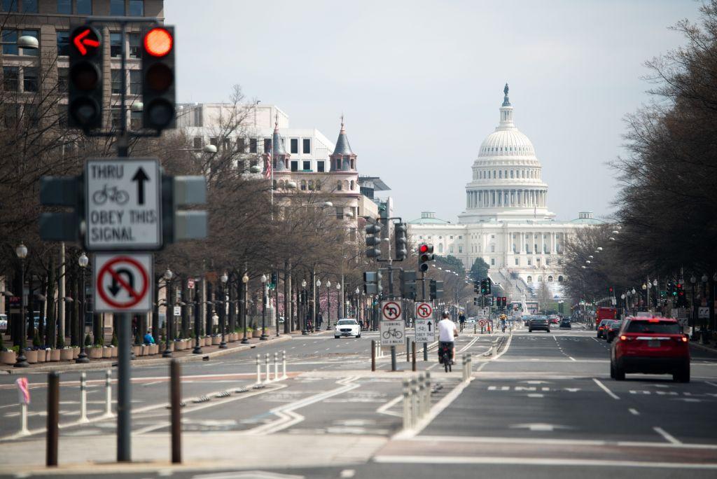 Senadores demócratas bloquean paquetes de estímulo por Coronavirus