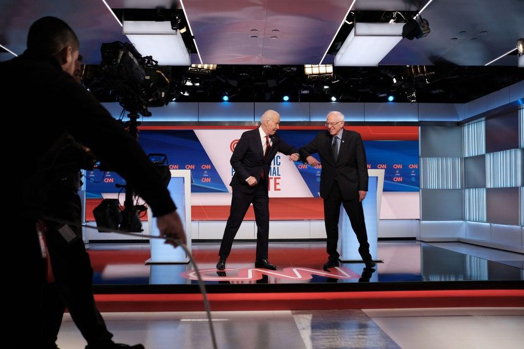 Los ganadores y perdedores del debate entre Biden y Sanders