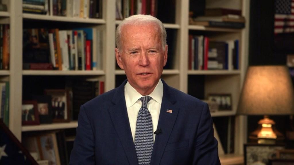 En video: Joe Biden promete una reforma migratoria integral